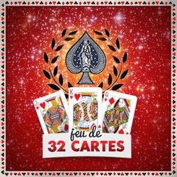 Jeu de 32 cartes gratuit