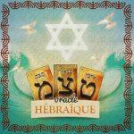 jeu de tarot hébraique -