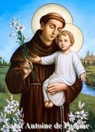 prière à saint antoine de padoux