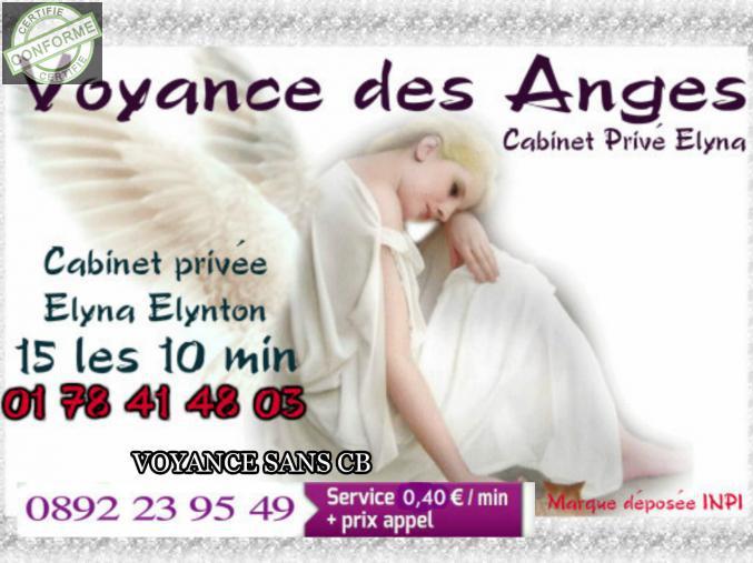 Cabinet Elyna voyance des Anges pour parler à de vrais professionnels des arts divinatoires