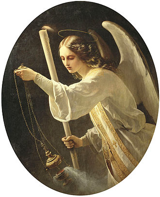 Qui est mon ange gardien.